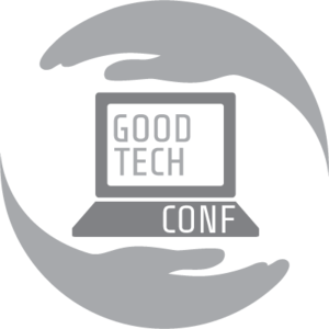 Mid 300 good tech conf logo grey mix twitter