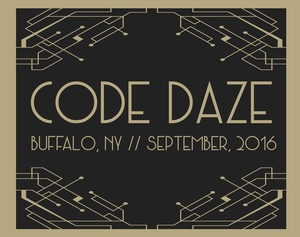 Mid 300 codedaze logo