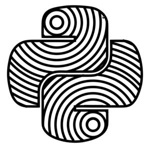 Mid 300 pycon zim logo 2018