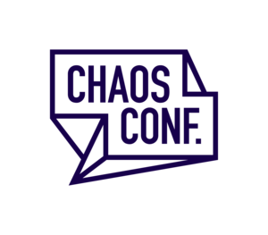 Mid 300 chaosconf wordmark dark