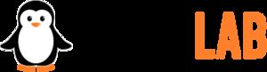 Mid 300 linuxlab logo blk