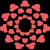 Thumb 100 logo heads