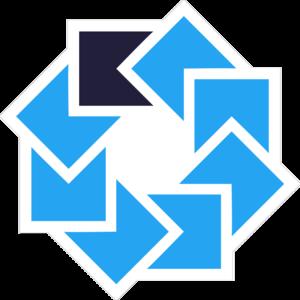 Mid 300 logo white