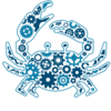 Thumb 100 crab only logo