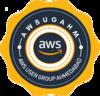 Thumb 100 aws user group logo