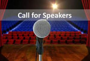 Mid 300 call for speakers