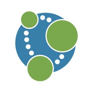 Mid 300 neo4j logo globe
